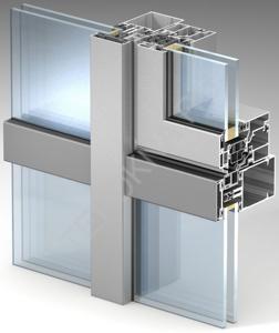 ALT F50 со створкой теплые окна